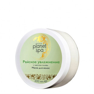SPA Маска для волос с маслом оливы
