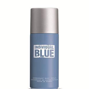 Дезодорант-спрей для тела Individual Bluе, 150 мл