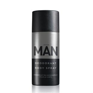 Дезодорант-спрей для тела Avon Man, 150 мл