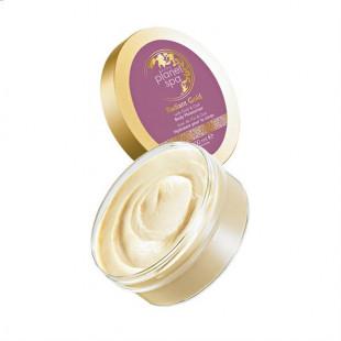 SPA Увлажняющий крем для тела с мерцающим эффектом и ароматом дерева уд