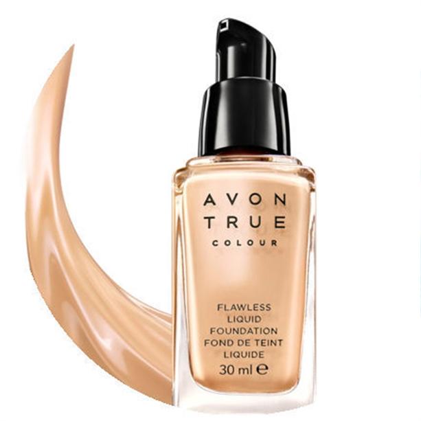Avon тональный крем для лица безупречный тон avon naturals крем для лица алоэ и хлопок