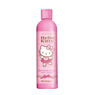 Детский гель для душа Avon Hello Kitty, 200 мл