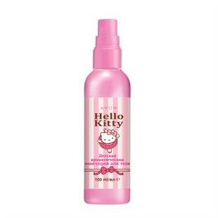Детская ароматическая вода-спрей для тела Avon Hello Kitty, 100 мл