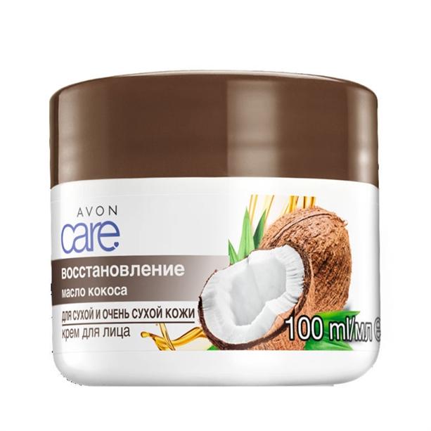 Крем avon care масло кокоса вода эйвон