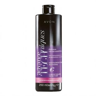 Бальзам-ополаскиватель для осветленных и мелированных волос