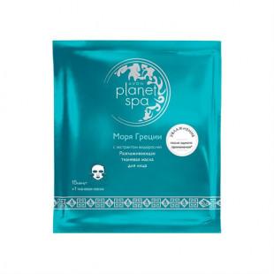 SPA Разлаживающая тканевая маска для лица с экстрактом водорослей