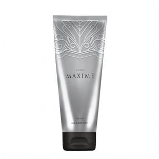 Шампунь-гель для душа для мужчин Avon Maxime