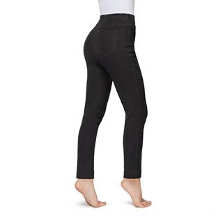 Женские брюки, черные