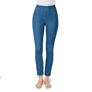 Женские брюки, синие